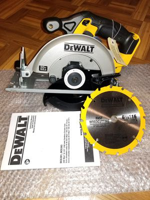 "Dewalt 6 1/2"" Circular Saw 20V for Sale in Norwalk, CA"