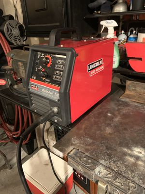 Lincoln Electric Weld- Pak 100 Mig Welder for Sale in Brick Township, NJ