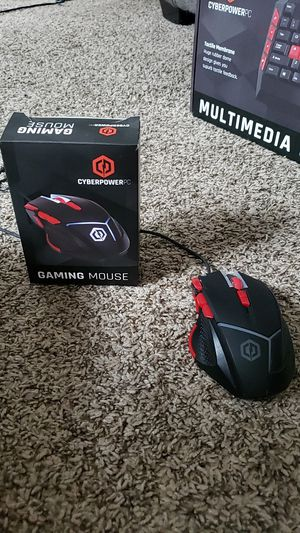 Cyberpower PC Gaming mouse. for Sale in Ravenna, OH