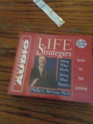 Audiobooks life strategies for Sale in Hialeah, FL