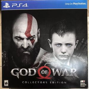 God Of War CE PS4/PS5 (Not a Console) for Sale in Fairfax, VA