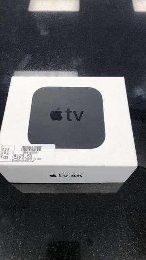 Apple TV 4K (32 GB) for Sale in Raleigh, NC