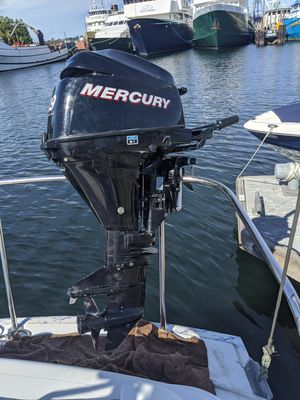 Mercury 9.9hp 4stroke outboard for Sale in Seattle, WA