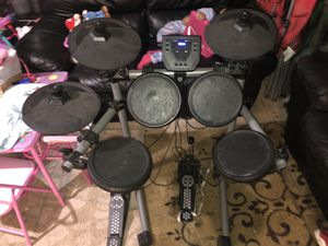 Simmons SD300 electric drum set for Sale in Leesburg, VA