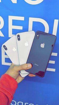 Apple iPhone XS Max 256Gb / 64Gb - Unlocked / ATT / T-Mobile / Metro Starting @ for Sale in Arlington,  TX