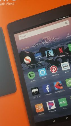 Kindle fire HD 8 for Sale in Federal Way,  WA