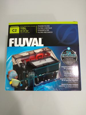 Fluval C2 fish tank aquarium filter - Brand New Sealed in Box for Sale in New York, NY