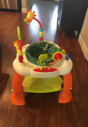 Safari baby chair toy for Sale in Portland, OR