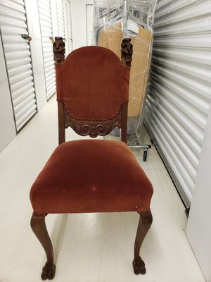 Antique dining room chair for Sale in Delray Beach, FL