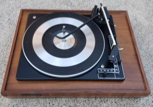 VINTAGE PANASONIC Turntable Record Player 1970's Working Smooth Nice! for Sale in Lake Elsinore, CA