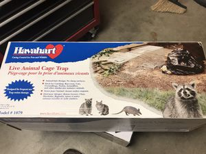 Havahart live animal cage trap for Sale in Tacoma, WA