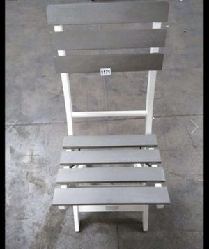 Wooden chair for Sale in Fresno, CA