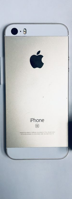 iPhone 5 SE 32GB Factory Unlocked for Sale in NJ, US