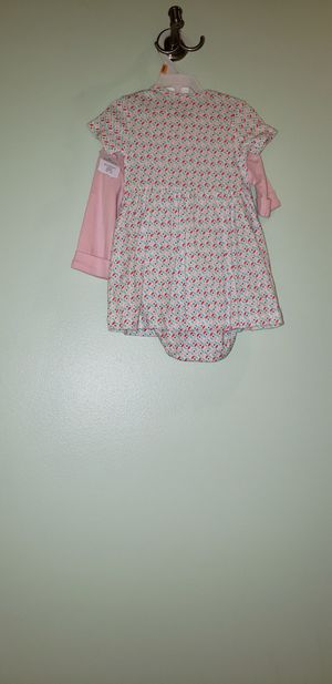 Carters new 2 piece dress 12months for Sale in Streamwood, IL