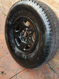 GM 6 LUG SPARE WHEEL BRAND NEW! for Sale in Chicago,  IL