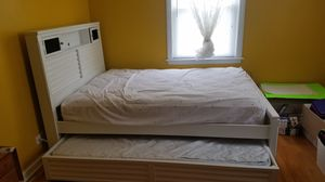 White Bedroom Set for Sale in Chicago, IL