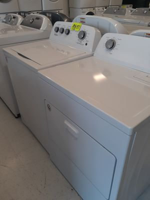 🔥🔥New whirlpool washer and gas dryer set 6 month warranty 🔥🔥 for Sale in Mount Rainier, MD