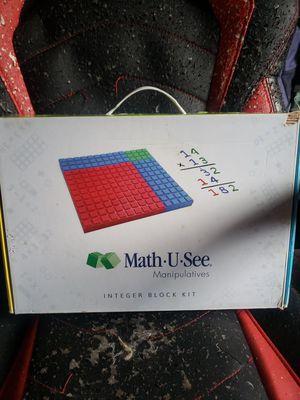 Math Manipulatives for Sale in Butte, MT