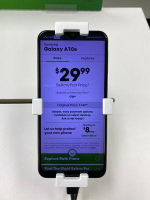 Samsung A10E for Sale in Amarillo, TX