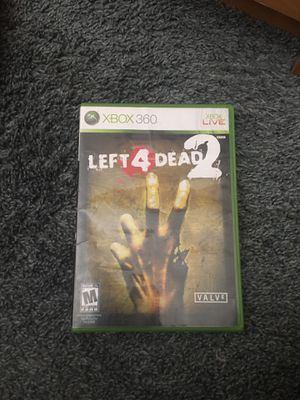 Xbox 360 game left 4 dead 2 for Sale in Irwindale, CA