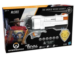 New sealed Nerf Overwatch McCree Toy Gun for Sale in Riverside, CA