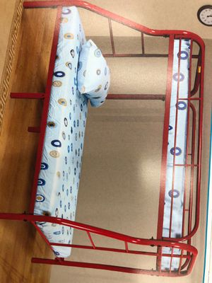 Twin full bunk bed for Sale in The Bronx, NY