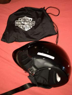 Harley Davidson Motorcycle Helmet XL for Sale in Southfield, MI
