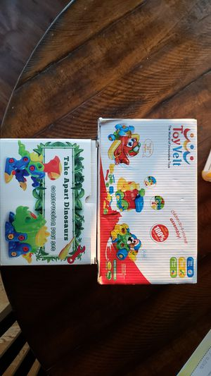 STEM take apart toys (2 sets) for Sale in Bothell, WA