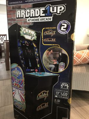 Arcade 1up Galaga Brand New in Box, for Sale in Pembroke Pines, FL
