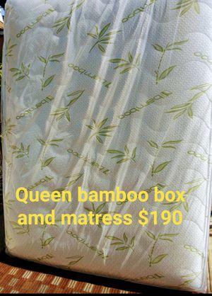 Queen bamboo for Sale in Inglewood, CA