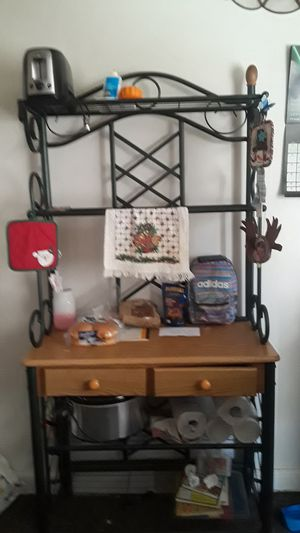 Bakers rack for Sale in Swarthmore, PA