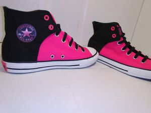 CONVERSE CHUCK TAYLOR SZ 5 HOT PINK SLIP ON for Sale in Round Rock, TX