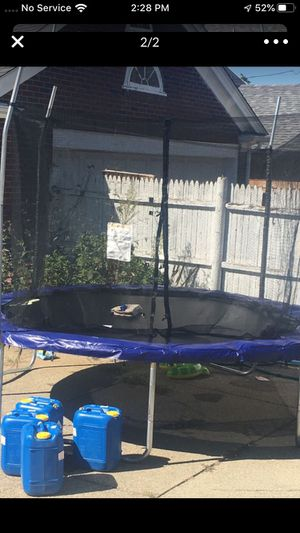 Brand new trampoline just $150 for Sale in New Bedford, MA