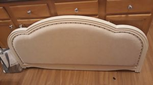Legacy Queen Upholstered Bed Frame for Sale in South Saint Paul, MN