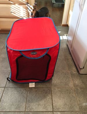 Pop-up Travel Dog Crate for Sale in Olivette, MO