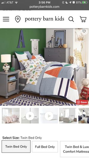 Pottery Barn Kids Twin Bed NIB for Sale in Pembroke Pines, FL