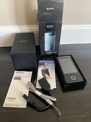 Sony Touch HD Video Recorder for Sale in Fort Wayne, IN