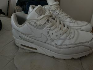 Nike air max's good condition, only used once for Sale in Wichita, KS