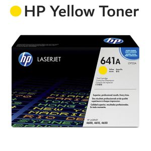 HP 641A C9722A Yellow Toner Cartridge for Sale in Saint Michael, MN