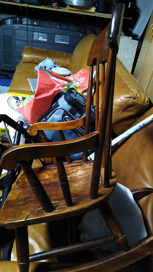 Rocking toddler chair for Sale in Redwood City, CA