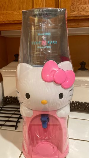 Hello kitty water dispenser never used for Sale in Bakersfield, CA