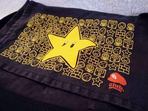 Club Nintendo Super Mario Star Messenger Bag *Rare* for Sale in Alexandria, VA