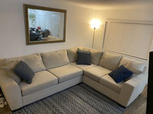 Living Spaces Couch - Newer/Clean - $699 for Sale in San Diego, CA