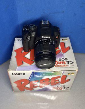 (28)Canon rebel t5i for Sale in Norwalk, CA