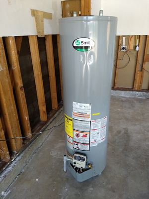40 gallon Natural Gas AO Smith water heater for Sale in Milpitas, CA
