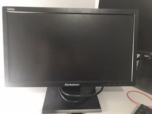 Lenovo ThinkVision Computer Monitor for Sale in Colorado Springs, CO
