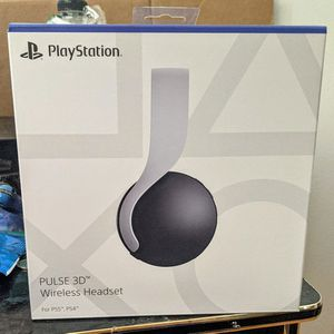 Playstation PULSE 3D Wireless Headset - BRAND NEW - PICKUP TODAY for Sale in Redondo Beach, CA