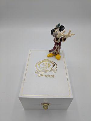 2001 Swarovski disney Sorcerer Mickey mouse jeweled figurine for Sale in Seattle, WA