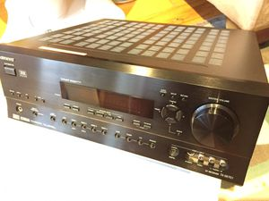 Onkyo TX-SR701 receiver working perfectly for Sale in Hayward, CA