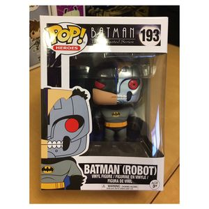 Batman (Robot) Funko Pop The Animated Series for Sale in San Diego, CA